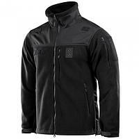M-Tac Куртка Alpha Microfleece Police черная
