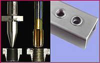 Сверла Flowdrill для термического сверления (аналог Formdrill и Centerdrill)