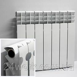Радиатор алюминиевый DiCalore 350/80, 140 watt
