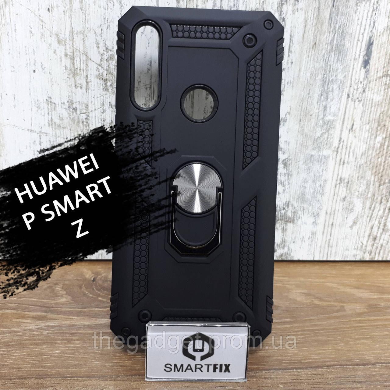 Противоударный чехол для Huawei P Smart Z Serge Ring