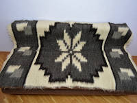 Карпатский плед (одеяло) из 100% шерсти овцы.Размер 180х210см