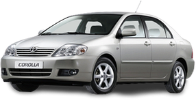 Авточохли для Toyota (Тойота) Corolla 9 2000-2007