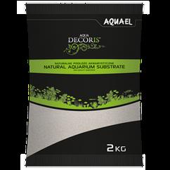 Грунт Aquael Aqua Decoris для аквариума кварцевый 0.1-0.3 мм, 2 кг (114041)