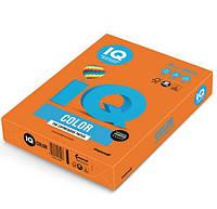 Бумага А4 IQ Color OR43 (оранжевый)