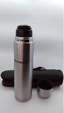 Вакуумный термос из нержавеющей стали WIMPEX 500 ml, фото 2