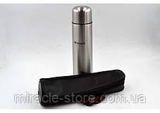 Вакуумный термос из нержавеющей стали WIMPEX 500 ml, фото 3