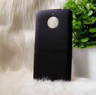 Чехол Motorola E4 + черный