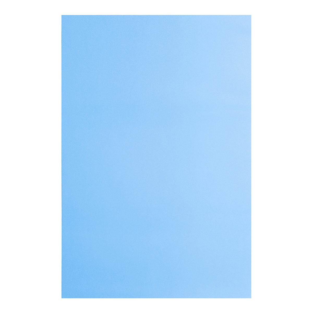 Фоаміран ЕВА блакитний, 200*300 мм, товщина 1,7 мм, 10 листів