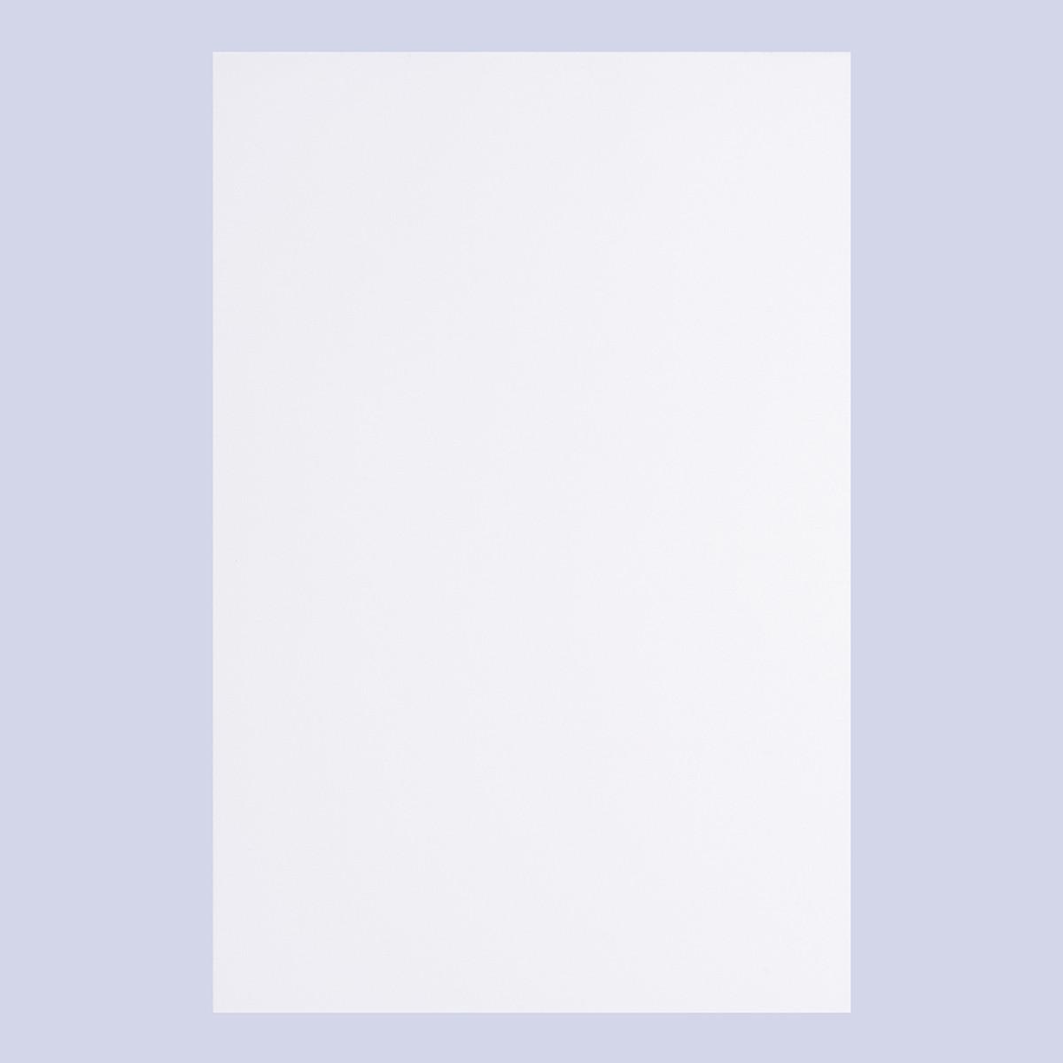 Фоаміран ЕВА білий, з клейовим шаром, 200*300 мм, товщина 1,7 мм, 10 листів