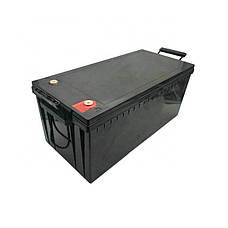 Гелева акумуляторна батарея UKC BATTERY 12V 200A, фото 3