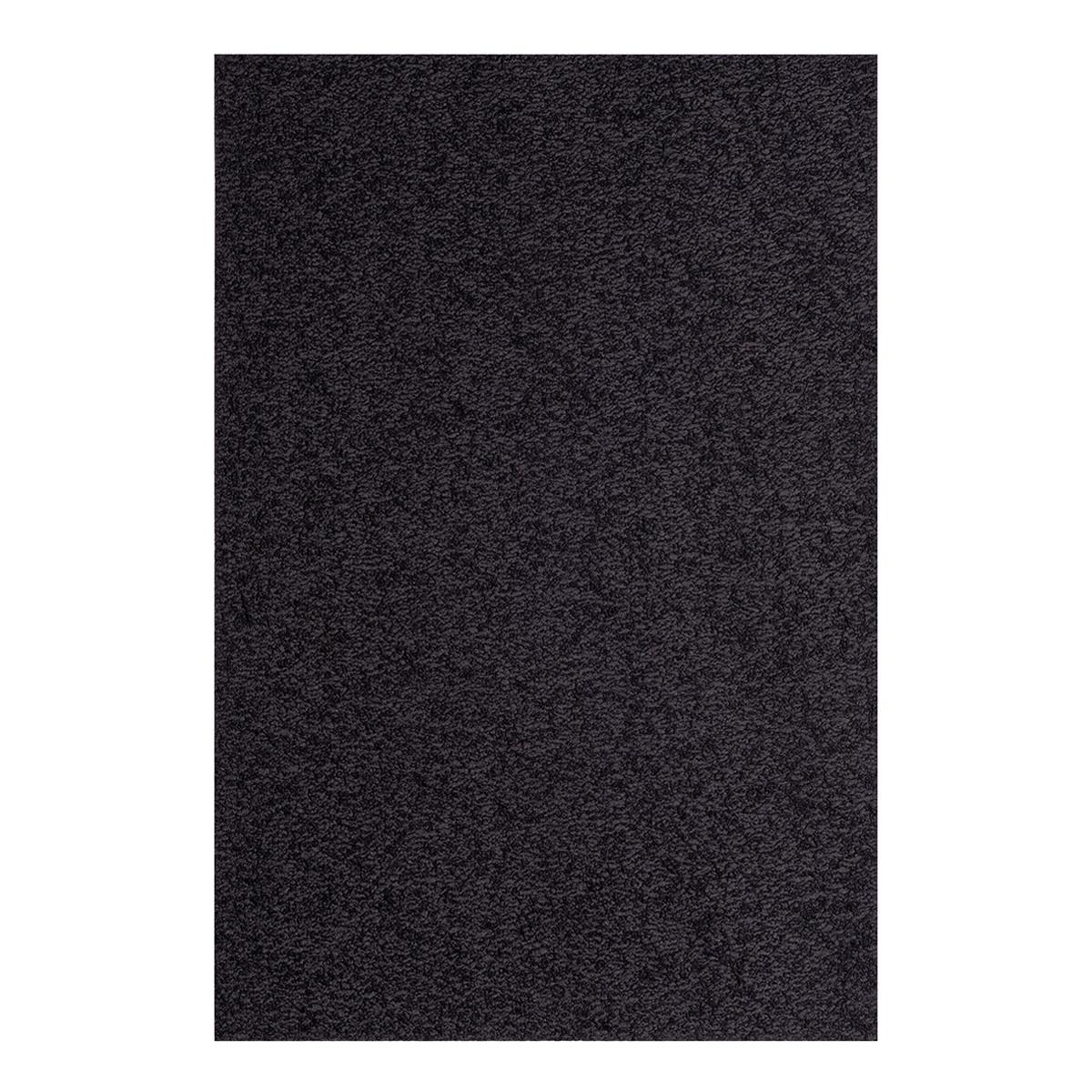 Фоаміран ЕВА чорний махровий, 200 * 300 мм, товщина 2 мм, 10 листів