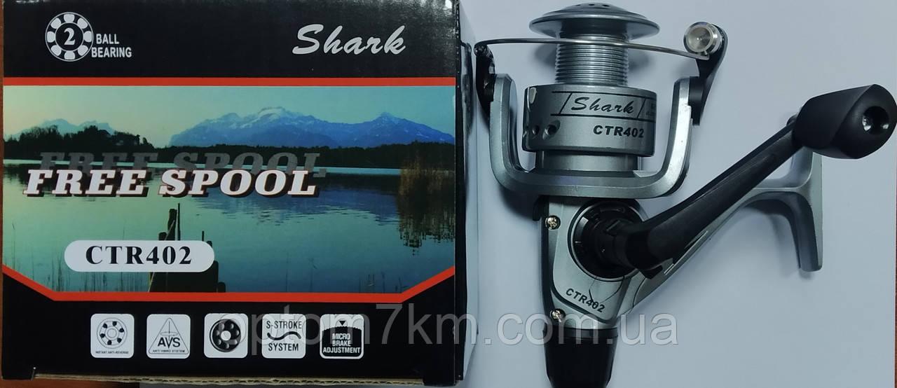 Катушка Shark CTR-402-2BB