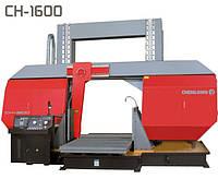 Верстати стрічкопильні напівавтоматичні двоколонна: CH650, СН800, СН1000, СН1300, СН1600