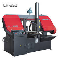 Верстати стрічкопильні напівавтоматичні двоколонна: СН280, СН350, СН400, СН500