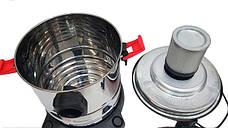 Пылесос промышленный моющий Domotec MS-4414 3000Вт, 20л.    Строительный, фото 3