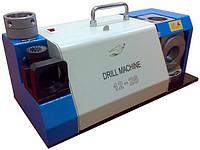 Верстат для заточування свердел DM1226 (12 — 26 мм)