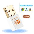 Інтернет адаптер Wi-Fi для комп'ютера, USB WiFi 2,4 G і 5G, фото 2