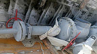 Задвижка стальная клиновая приварная ДУ500 Ру25