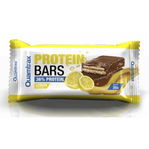 Quamtrax Protein Bars 36% 32х35g