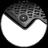 Килимки автомобільні в салон RIZLINE для KIA Optima (Non Hybrid) 2016-  S-8781, фото 6