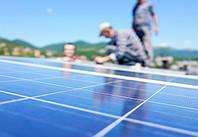 Сколько установили солнечных станций за последние три месяца в Украине?