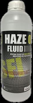"""Рідина для генераторів туману Haze """"O"""" Fluid Oil 1л"""