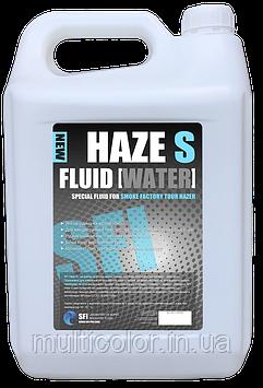 """Рідина для генераторів туману Haze """"S"""" Fluid Water 5л"""