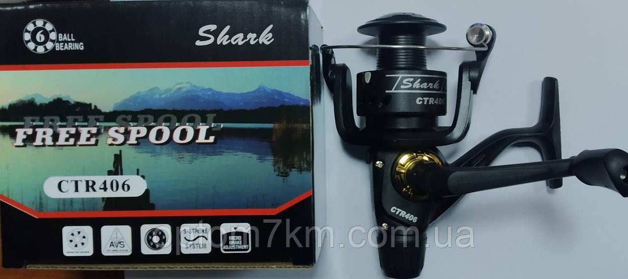 Катушка Shark CTR-406-6BB