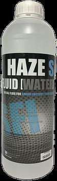 """Рідина для генераторів туману Haze """"S"""" Fluid Water 1л"""