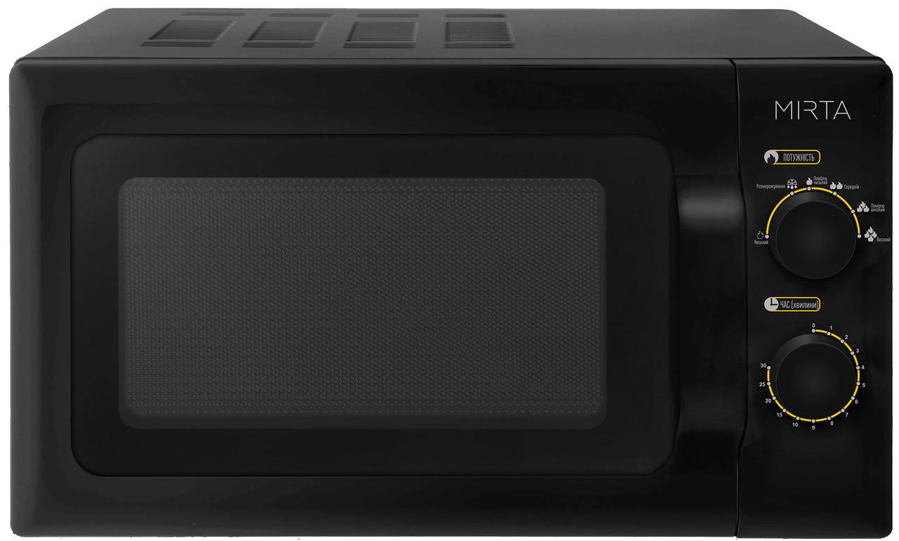 Микроволновая печь Mirta MW-2504-В черный