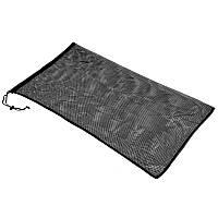 Сетка-сумка для переноски мячей Zelart 96 х 70 см на 12 мячей Полиэстер Черный (FB-5577)