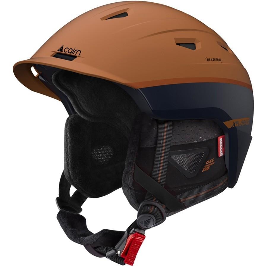 Горнолыжный шлем Cairn Xplorer Rescue camel midnight 56-58 (коричневый)