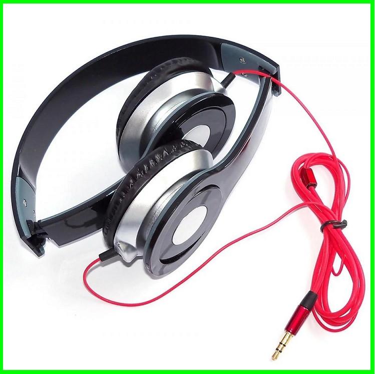 Накладні Навушники в стилі Monster Beats Складні