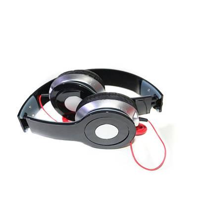 Накладні Навушники в стилі Monster Beats Складні, фото 3