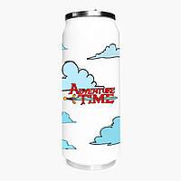 Термобанка Час пригоди (Adventure Time) 500 мл (31091-1582-1) термокружка з нержавіючої сталі, фото 1