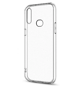 "Чохол Samsung A8+ 2018/A730 прозорий ""OuCase"""