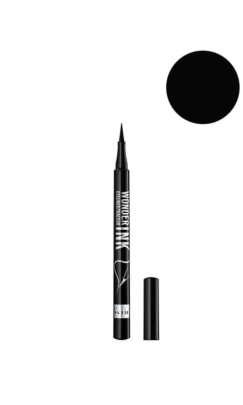 Rimmel WonderInk Liquid Eyeliner Підводка для очей чорна