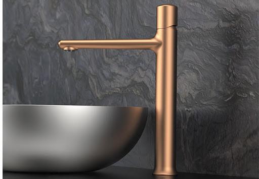 FU606NOIL Daniel Fusion Смеситель для умывальника,oil bronze