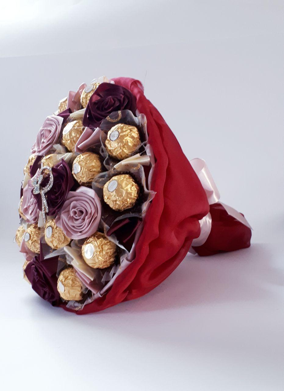 Букет Okl из конфет Марсала 2008 РР