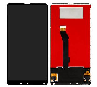 Модуль для Xiaomi Mi Mix 2, Mi Mix Evo, черный, дисплей + сенсор