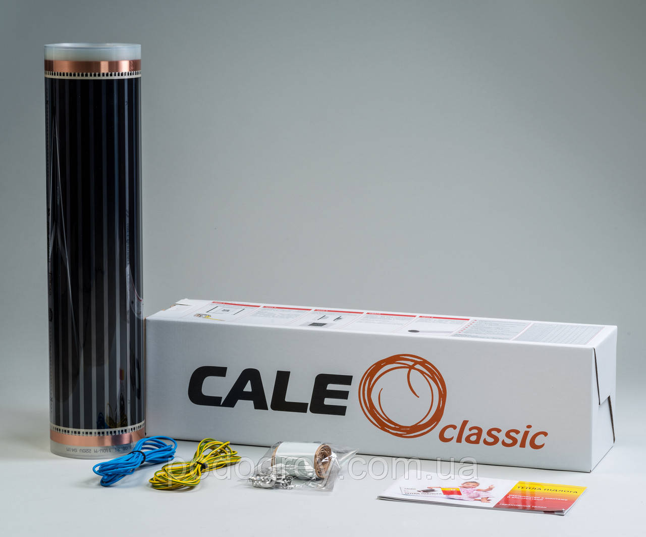 Теплый пол CALEO. Комплект Caleo classik 2 кв. м.