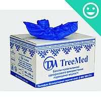 Бахилы голубые медицинские одноразовые, 40 мкм. 500 шт. (TreeMed)