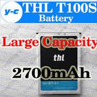 Аккумулятор THL T100/T100S/T11, 2700mAh, BT-01