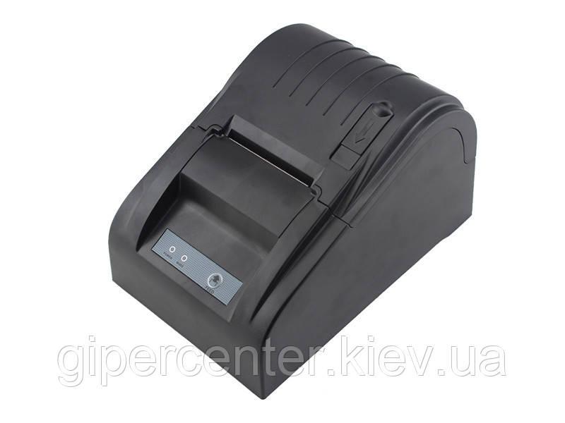 Принтер чеков NT-5890T (58 мм) LAN, Ethernet, сетевой интерфейс