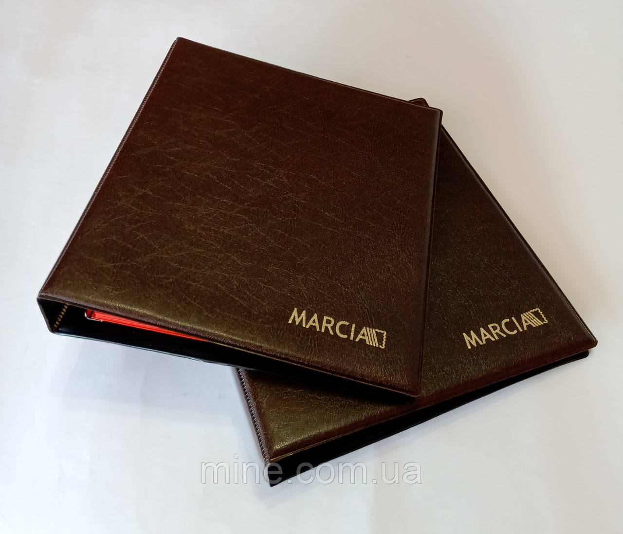 Фірмовий альбом для монет 221 осередок Marcia