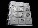 Альбом для монет в холдерах 120 осередків Великий, фото 2