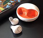 Беспроводные наушники c Селфи палкой блютуз наушники Air Pro К15 (К10) Bluetooth 5.0 новая версия Белые, фото 2