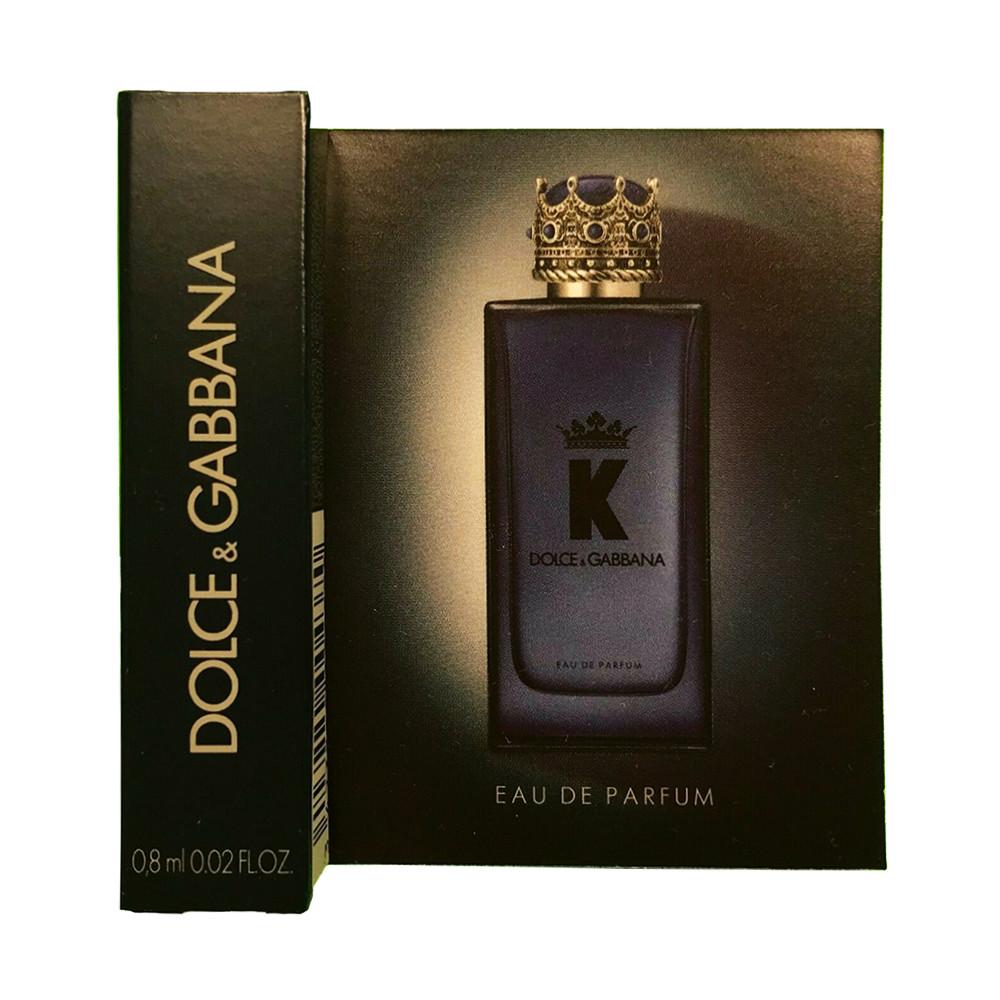 Dolce&Gabbana K Eau de Parfum Парфюмированная вода (пробник) 0.8ml (3423220004370)