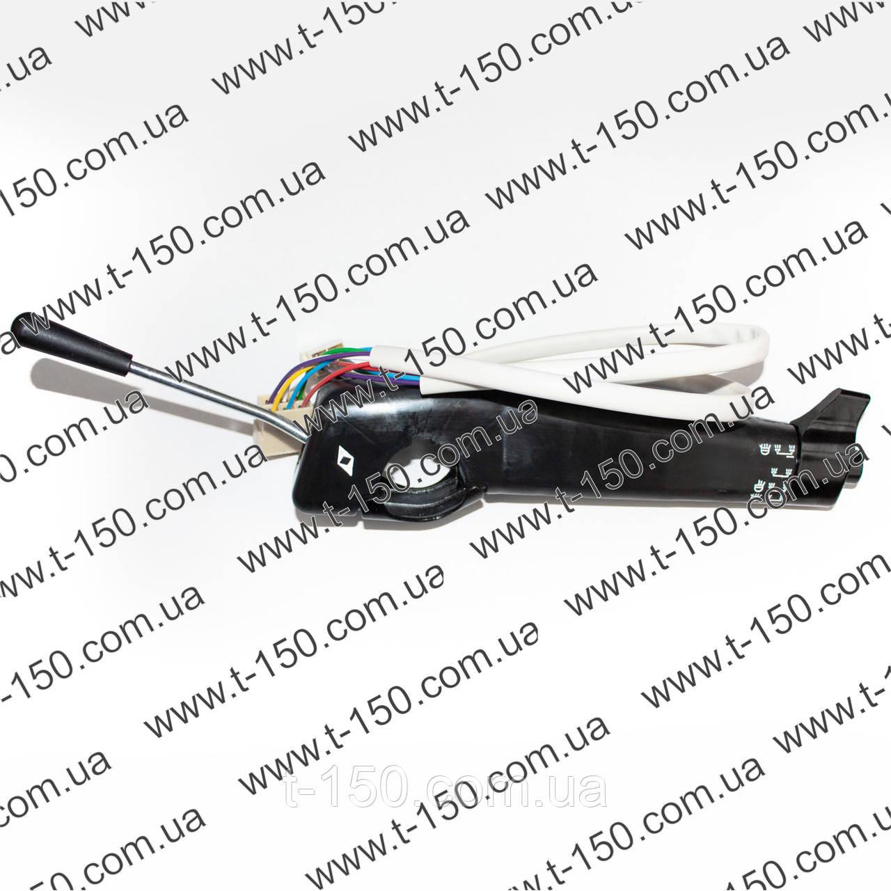 Переключатель поворотов и света подрулевой гитара(КАМАЗ, МАЗ, ЗИЛ) П-145-3709