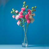 Квіти з гофрованого паперу, фото 8